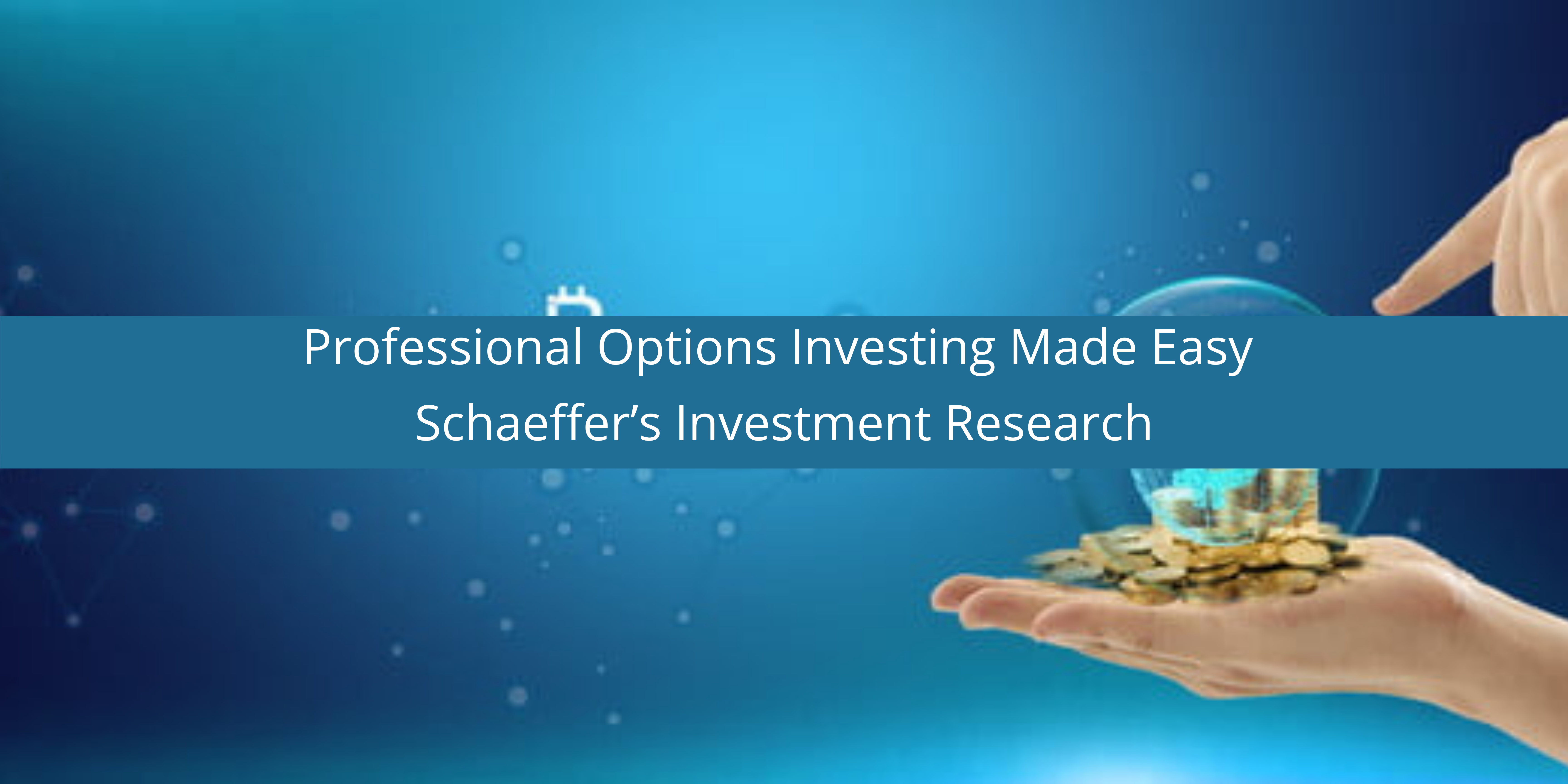 Schaeffer's Investment Research Review: Professional Options Investing Made Easy